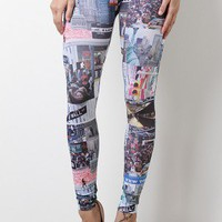 City Feel Leggings