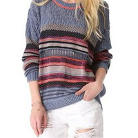 Dagmar Phyllis Loose Fit Sweater | SHOPBOP
