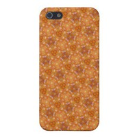 Amber Pattern iPhone 5 Case from Zazzle.com