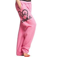 "Amazon.com: Adult and Child ""Love Dance"" Heart Sweat Pants,UC3350: Clothing"
