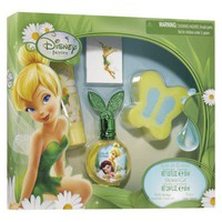 Girl's Disney Fairies by Disney 4 Piece Gift Set