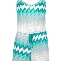 Missoni Playsuit Cover Up - Stefania Mode - Farfetch.com