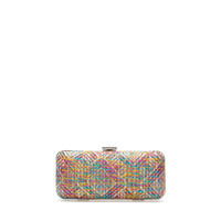 RAFFIA BOX CLUTCH - Handbags - TRF | ZARA United States