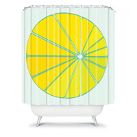 DENY Designs Home Accessories | Randi Antonsen Orange 2 Shower Curtain