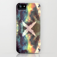 X Marks The Spot iPhone & iPod Case by Ben Geiger