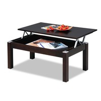 Turner Lift Top Coffee Table - Black