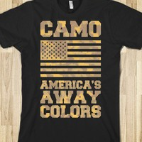 America's Away Colors - Ruralrule - Skreened T-shirts, Organic Shirts, Hoodies, Kids Tees, Baby One-Pieces and Tote Bags