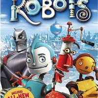 Amazon.com: Robots (Full Screen Edition): Ewan McGregor, Halle Berry, Mel Brooks, Robin Williams, Paula Abdul, Lucille Bliss, Terry Bradshaw, Jim Broadbent, Amanda Bynes, Drew Carey, Jennifer Coolidge, Dylan Denton, Carlos Saldanha, Chris Wedge, Bob Gordon