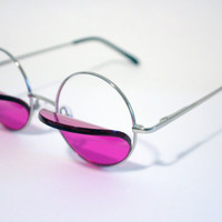 Rose- tinted Glasses  Purple