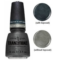 China Glaze Tranzitions Collection - Metallic Metamorphosis - 0.5oz / 14ml