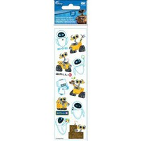 Amazon.com: Disney/Pixar Wall-E Slims Dimensional Stickers: Arts, Crafts & Sewing