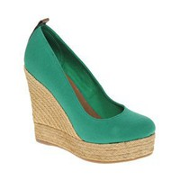 ALDO | ALDO Drewel Espadrille Platform Wedge Shoes at ASOS