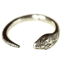 Pamela Love Serpent Ring Silver