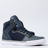 Supra Shoes Vaider in Navy and Antique