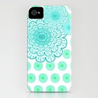 seafoam & blueeeey iPhone Case by Taylor St. Claire | Society6