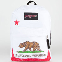 JANSPORT SuperBreak CA Bear Backpack