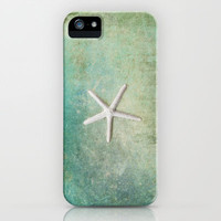 single starfish iPhone/SamsungS4 & iPod Case by Sylvia Cook Photography
