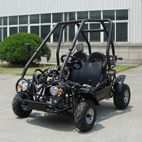 High End Go Kart 110cc Semi Auto with Reverse New Look:Amazon:Automotive