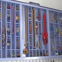 Jewelry Display Organizer Box