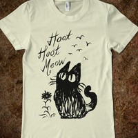 Owl Cat *Black
