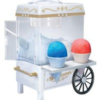 Nostalgia Electrics SCM-502 Vintage Collection Old Fashioned Snow Cone Maker:Amazon:Kitchen & Dining