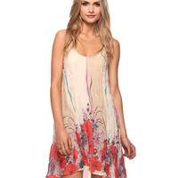 Crinkled Floral Dress | FOREVER21 - 2008586079