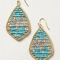 Chevron Wing Earrings