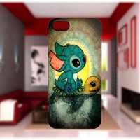 Stitch Swimming Case For iPhone 4/4S iPhone 5 Galaxy S2/S3/S4