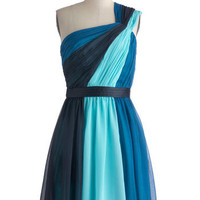 Symphonic Streams Dress