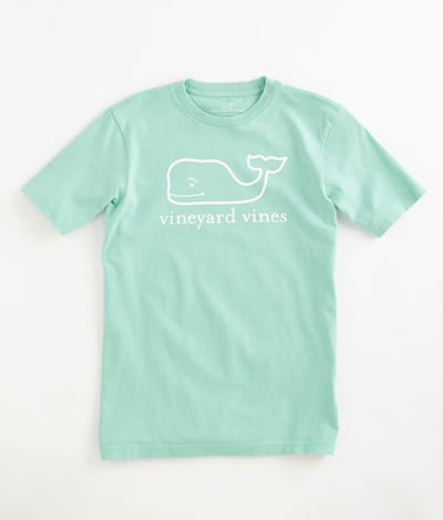 T shirts for boys whale logo graphic tee from vineyard vines for Whale emblem on shirt