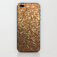 Summer Bronze iPhone & iPod Skin by Lisa Argyropoulos
