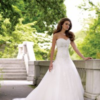 David Tutera 113231W Dress - MissesDressy.com