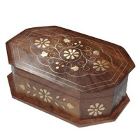 Indian Jewerly Box Woodworking Indian Craft