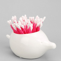 Porcupine Cotton Swab Holder