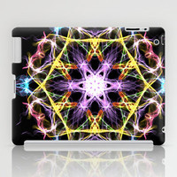 Digital Mandala iPad Case by Vargamari