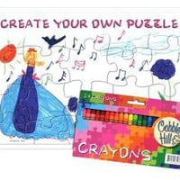 Create Your Own Puzzle