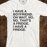 BOYFRIEND OR FRIDGE