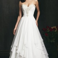 Allure 9057 Dress - MissesDressy.com