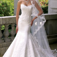 David Tutera 113222 Dress - MissesDressy.com