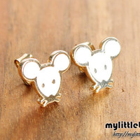Korean Mousey Studs