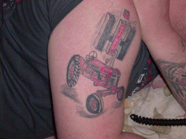 John Deere Tattoo Ideas : Top john deere farm images for pinterest tattoos