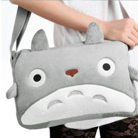 Amazon.com: My Neighbor TOTORO Cute Japan Anime Messenger Shoulder Bag cawaii purse version: Toys & Games