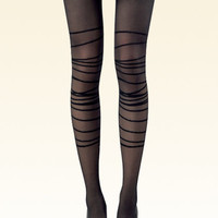 Sexy Interlaced Belt Tights [AT0049] - &amp;#36;9.90 :