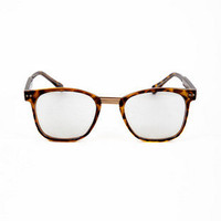 Spitfire Mainstream Clear Frame Glasses $37