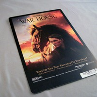 War Horse Spiral Notebook Journal
