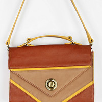 Urban Outfitters - Cooperative Mini Push-Lock Satchel