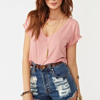 Easy Rider Crop Tee in What's New at Nasty Gal
