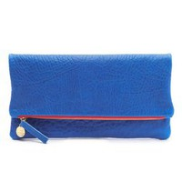 CLARE VIVIER Fold Over Clutch | SHOPBOP