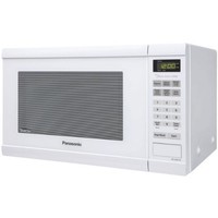 Panasonic NN-SN651W 1.2 Cubic Feet 1200-Watt Inverter Microwave, White