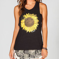 O'NEILL Sunflower Shredder Womens Tank